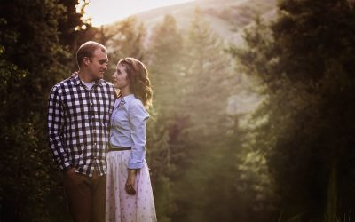 Idaho Falls Engagement Photographer