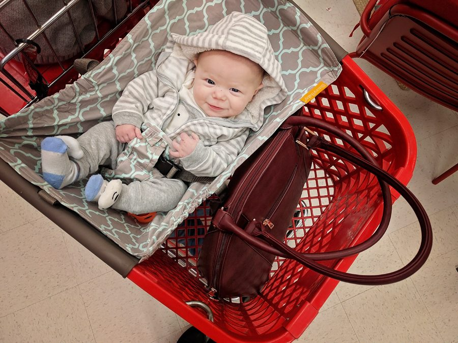 3 Kids and a Shopping Trip? Not a Problem with Binxy Baby!