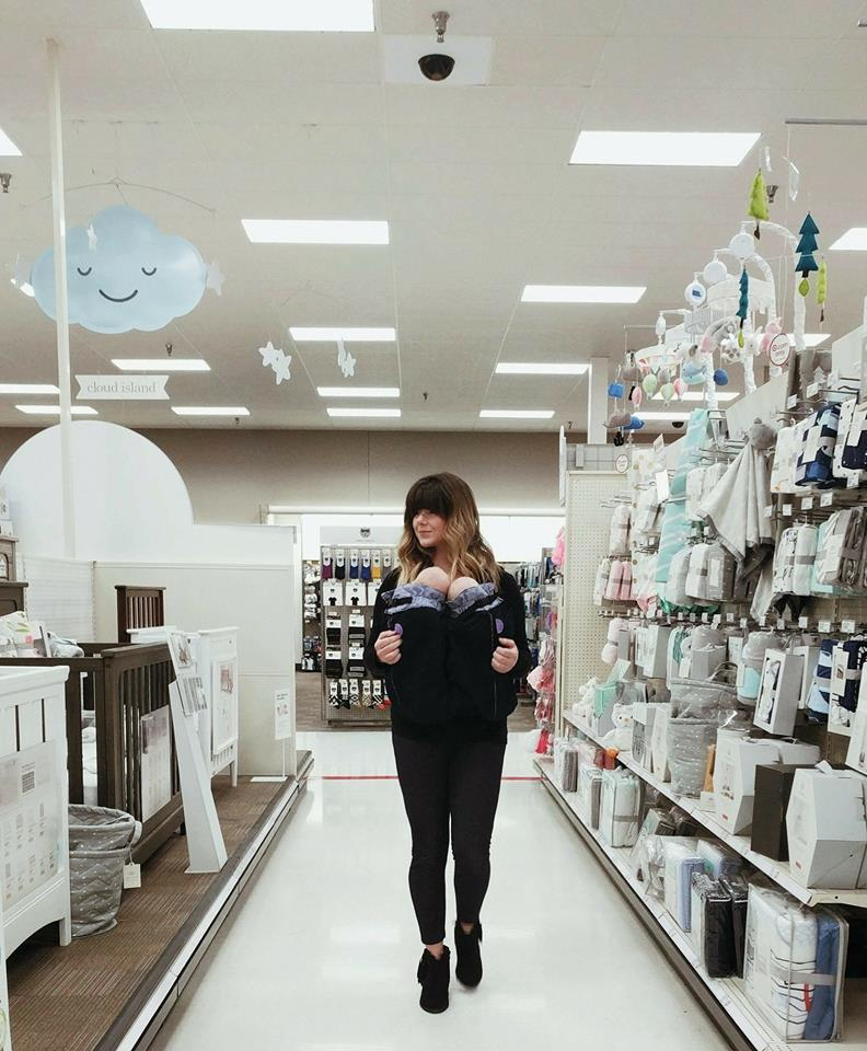 A Twin Mama S Lifesaver Weego Twin Carrier Review