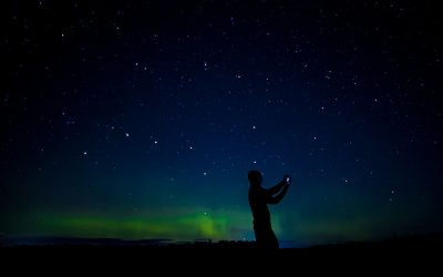 How to see & photograph the Northern Lights from Maine.